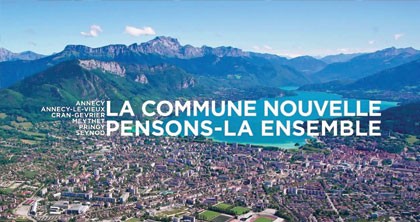 Ciril - Ciril GROUP - CIVIL Net Finances - Commune nouvelle - Annecy