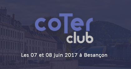 Ciril - Ciril GROUP - CoTer Club - 2017